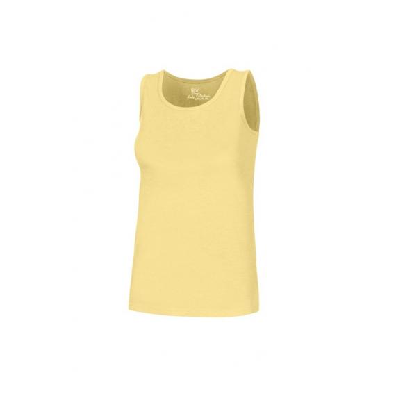 Moteriški marškinėliai plačiomis petnešėlėmis