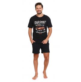 Vyriška pižama PMB 9954BLACK