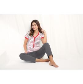 Moteriška pižama 474-1