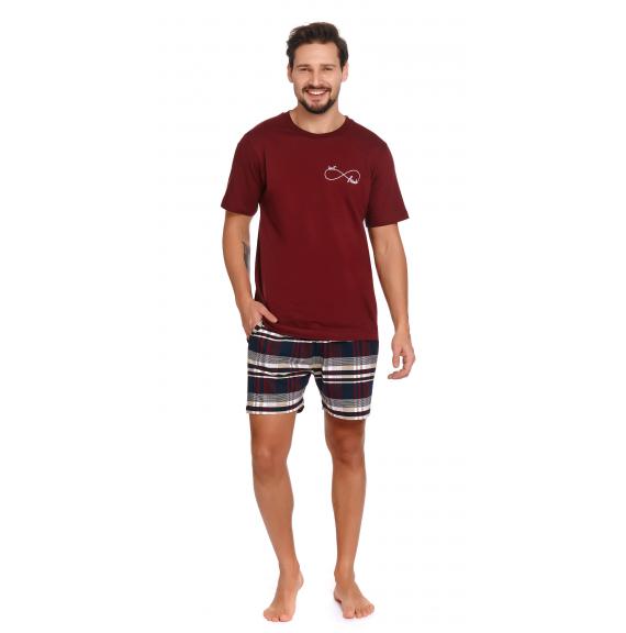 Vyriška pižama PMB 4222SANGRIA