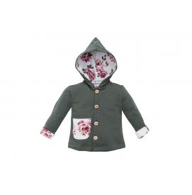 Džemperis Roses khaki