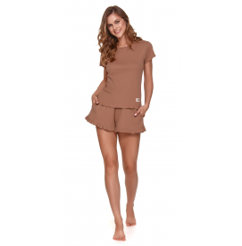 Moteriška pižama PM 4315WOOD