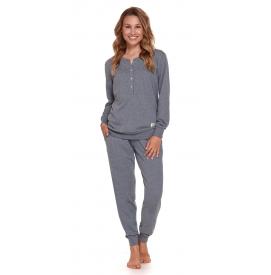 Moteriška pižama PM 4349 DARK GREY