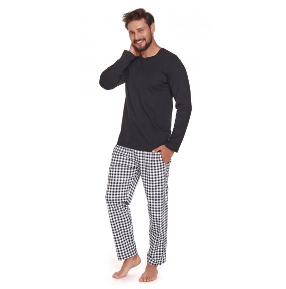 Vyriška pižama PMB 4330 BLACK