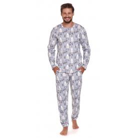 Vyriška pižama PMB 4169 GREY BEAR