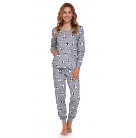 Moteriška pižama PM 4322 GREY